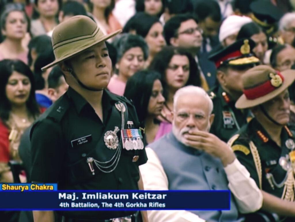 Major-imliakum-keitzar-shaurya-chakra-Nagaland